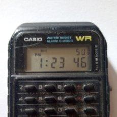 Relojes - Casio: RELOJ CALCULADORA CASIO 437 CA-53W WR / CASIO CALCULADORA. Lote 240408860