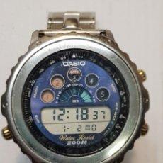 Relojes - Casio: RELOJ CASIO DW-7000 WATER RESIST 200M FUNCIONANDO PERFECTAMENTE. Lote 240663865