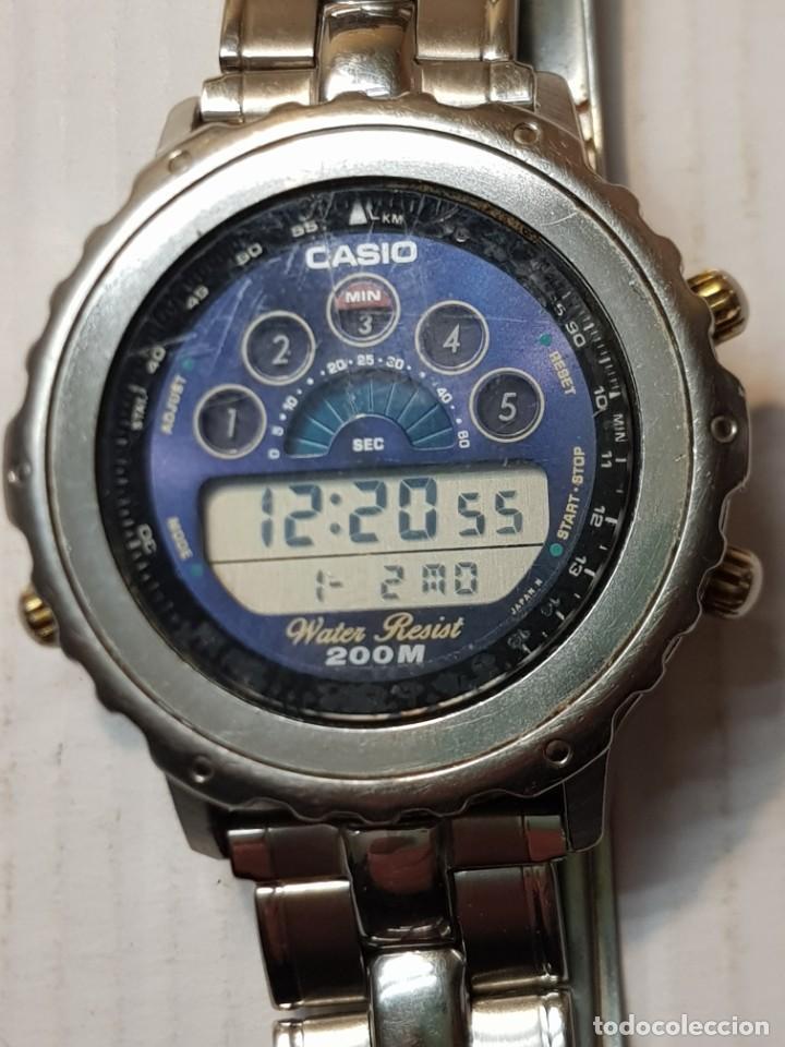 Relojes - Casio: Reloj Casio DW-7000 Water Resist 200M funcionando perfectamente - Foto 5 - 240663865