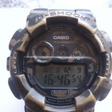 Montres - Casio: RELOC CASIO G-SHOCK GD-120 CAMUFLAJE. Lote 240871280