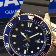 Relojes - Casio: RELOJ CASIO MDV 106 BLUE ( MARLIN - DURO ) ¡¡NUEVO!! (VER FOTOS). Lote 256064585