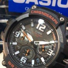 Relojes - Casio: RELOJ CASIO MCW 100 H ¡ CHRONOGRAPH ! ¡¡ NUEVO !! (VER FOTOS). Lote 110000171