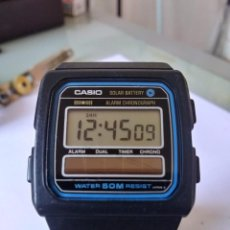 Relojes - Casio: RELOJ CASIO W-27 MODULO 189 MADE IN JAPAN. Lote 245011205