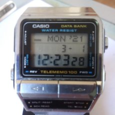 Relojes - Casio: RELOJ CASIO DBX-110 MODULO696 MADE IN JAPAN.. Lote 245013775