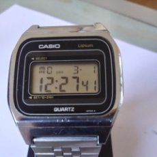 Relojes - Casio: RELOJ CASIO B-211 MODULO 400 MADE IN JAPAN.. Lote 245014735