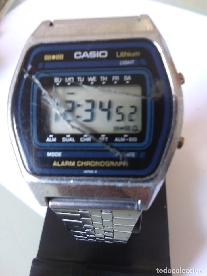 RELOJ CASIO A-659 MODULO 160 MADE IN JAPAN. (Relojes - Relojes Actuales - Casio)