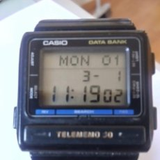 Relógios Casio: RELOJ CASIO DB-51 MADE IN JAPAN MODULO 262. Lote 245020760