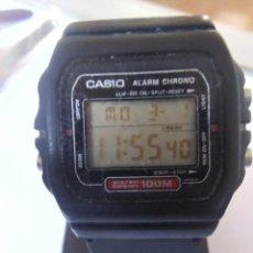 Relojes - Casio: RELOJ CASIOW-721 MADE IN JAPAN MODULO 549. Lote 245021240