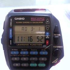 Relojes - Casio: ELOJ CASIO CMD-40 MADE IN JAPAN MODULO 1174 RAREZA. Lote 245025995
