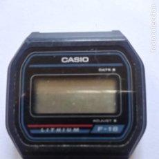 Relojes - Casio: RELOJ CASIO F-18 INCOMPLETO PARA PIEZAS. Lote 245038650