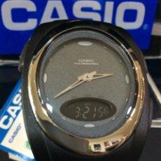 Relojes - Casio: RELOJ CASIO AQ E10 ¡¡ MUY PLANO !! VINTAGE ¡¡NUEVO!! (VER FOTOS). Lote 212123337
