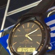 Relojes - Casio: RELOJ CASIO AW 30 N ¡¡MUY PLANO!! VINTAGE ¡¡NUEVO!! (VER FOTOS). Lote 217637471