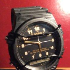 Relojes - Casio: RELOJ CASIO AW 5 CON ¡¡ BARRAS PROTECTORAS !! VINTAGE ¡¡ AÑOS 90 !! - ¡¡¡¡NUEVO!!!!. Lote 230265415