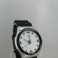 Relojes - Casio: RELOJ CASIO HOMBRE MCW-100 ACUATICO CON LUZ. Lote 246099700