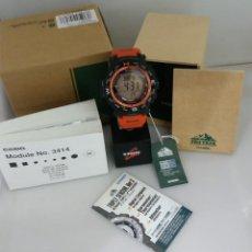 Relojes - Casio: RELOJ CASIO PRO TREK PRW-3500Y-4E. Lote 246253745
