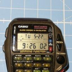 Relojes - Casio: RELOJ CASIO CMD-40 JAPAN. Lote 247568030