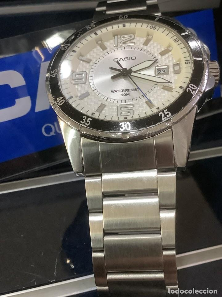 Relojes - Casio: RELOJ CASIO MTP 1291 B - SPORT VINTAGE - (VER FOTOS) - Foto 4 - 249573220