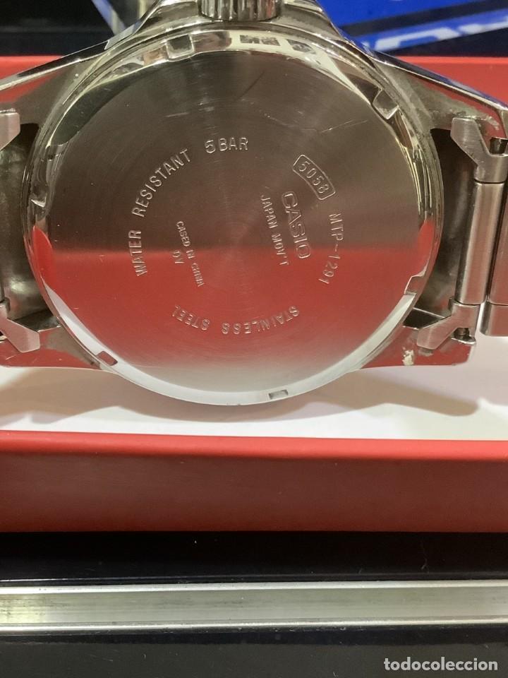 Relojes - Casio: RELOJ CASIO MTP 1291 B - SPORT VINTAGE - (VER FOTOS) - Foto 5 - 249573220