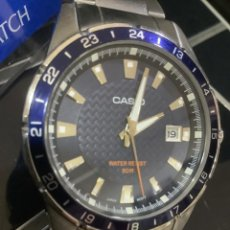 Relojes - Casio: RELOJ CASIO MTP 1290 '' DIVER BLUE !! (VER FOTOS). Lote 249576310