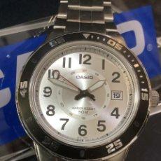 Relojes - Casio: RELOJ CASIO MTP 1298 ¡¡ DIVER WHITE !! VINTAGE (VER FOTOS). Lote 249576695