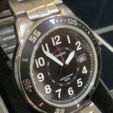 Relojes - Casio: RELOJ CASIO MTP 1298 ¡¡ DIVER BLACK !! VINTAGE (VER FOTOS). Lote 249576910