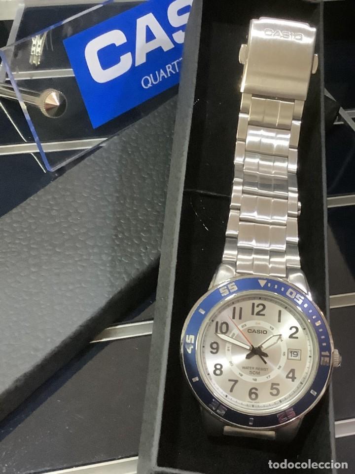 Relojes - Casio: RELOJ CASIO MTP 1298 ¡¡ DIVER BLUE !! VINTAGE (VER FOTOS) - Foto 3 - 249577045