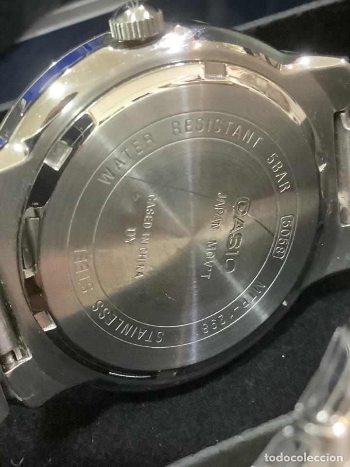 Relojes - Casio: RELOJ CASIO MTP 1298 ¡¡ DIVER BLUE !! VINTAGE (VER FOTOS) - Foto 5 - 249577045