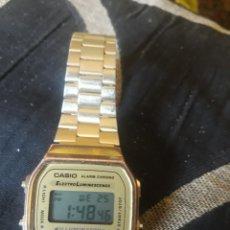 Relojes - Casio: RELOJ CASIO A168, VINTAGE. Lote 250330230