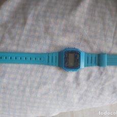 Relojes - Casio: RELOJ CASIO F 91 W COLOR AZUL. Lote 250347030