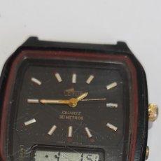 Relojes - Casio: RELOJ CASIO GS-20 919 DE COLECCIONISTA. VER FOTOS Y DESCRIPCIÓN.. Lote 251020565