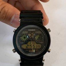 Relojes - Casio: RELOJ COLECCIÓN VINTAGE CASIO DW-5900 ALARM CHRONO JAPAN ORIGINAL. Lote 253231370