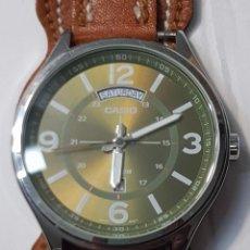 Relojes - Casio: RELOJ CABALLERO CASIO WR 50 FUNCIONANDO. Lote 253876725
