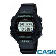 Relojes - Casio: RELOJ CASIO DW-290 CABALLERO RESISTENTE AL AGUA 200M MISION IMPOSIBLE. Lote 253880445