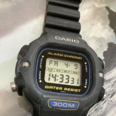 """Relojes - Casio: RELOJ CASIO DW 340 AZUL """"JAPAN"""" ¡¡COLECCIONISTAS!! (VER FOTOS). Lote 253928855"""