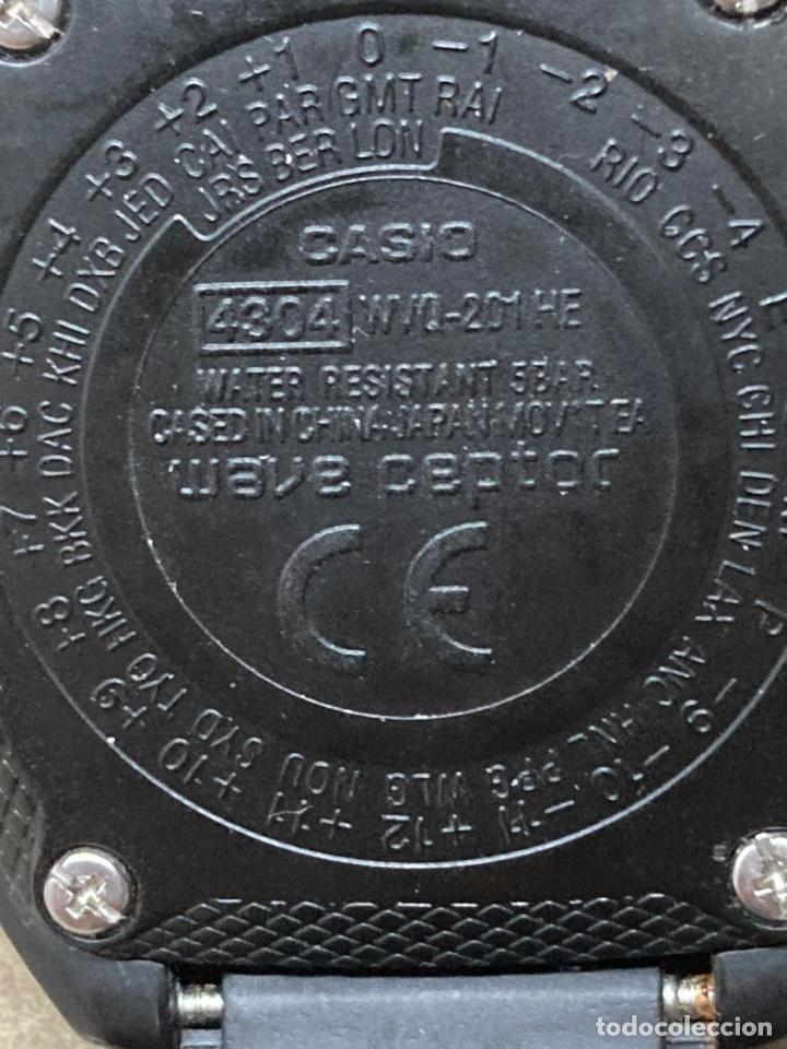 Relojes - Casio: Reloj Casio Wave ceptor WVQ-201 modelo vintage - Foto 3 - 254480120