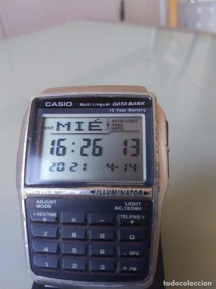 RELOJ CASIODBC-32 MODULO 2888 CALCULADORA (Relojes - Relojes Actuales - Casio)