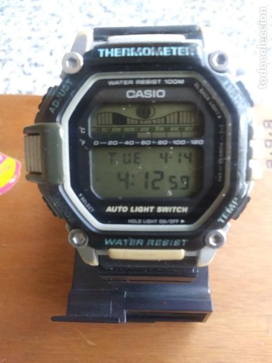 RELOJ CASIO PRT-10 (Relojes - Relojes Actuales - Casio)
