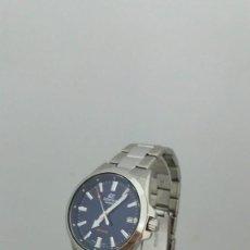 Relojes - Casio: RELOJ CASIO EDIFICE EF-110 MAQUINA JAPON.. Lote 254793225
