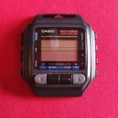 Orologi - Casio: RELOJ CASIO ALARMA CHRONOGRAFH MIDE 37.5MM. Lote 254923905