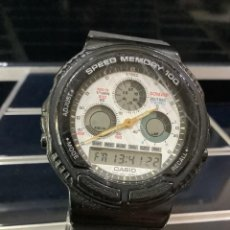 Relojes - Casio: RELOJ CASIO AW 20 ¡¡SPEED MEMORY!! JAPAN AÑO 1989 (VER FOTOS). Lote 255014550