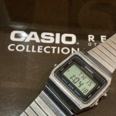 Relojes - Casio: RELOJ CASIO W 41 ¡¡COLECCIONISTAS!! JAPAN AÑOS 70 (VER FOTOS). Lote 255016640