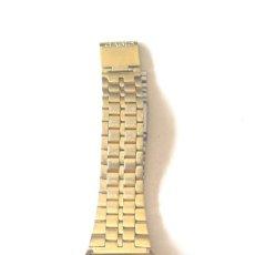 Relojes - Casio: CASIO QUARTZ VINTAGE, ALARMA, CRONO. MED. 3,50 CM. Lote 256030305