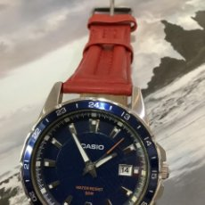 Relojes - Casio: RELOJ CASIO MTP 1290 ¡¡ DIVER RED !! (VER FOTOS). Lote 256060650