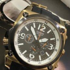 Relojes - Casio: RELOJ CASIO MTF E003 ¡¡ AVIATOR CHONOGRAPH !! (VER FOTOS). Lote 257314390