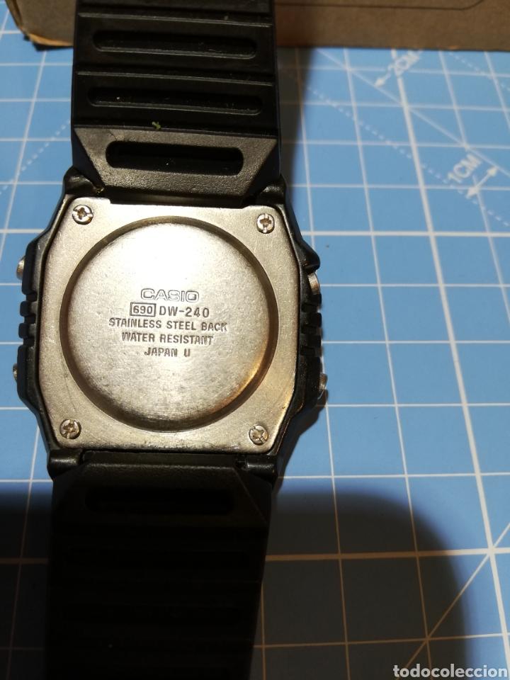 Relojes - Casio: Reloj Casio DW-240 Japan - Foto 3 - 260441155