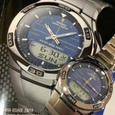 Relojes - Casio: RELOJ CASIO WVA 105 H ¡¡ WAVE CEPTOR !! ¡¡NUEVO!! (VER FOTOS). Lote 260577245