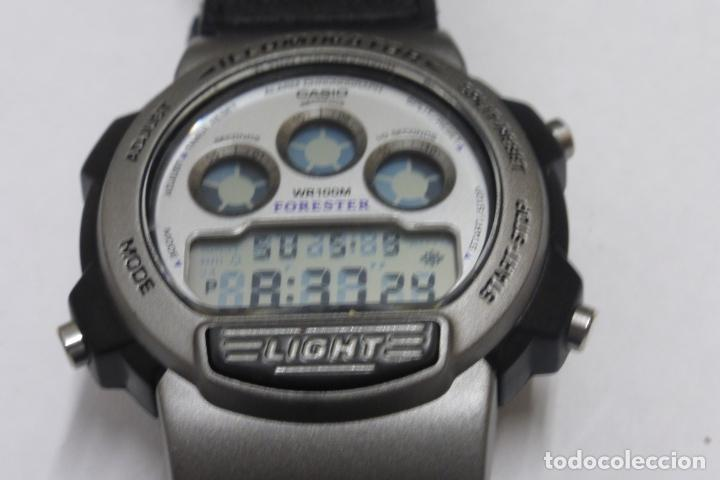 CASIO 1536 W-89H. FUNCIONANDO (Relojes - Relojes Actuales - Casio)