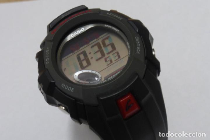 CASIO 2454 G-3011. FUNCIONANDO (Relojes - Relojes Actuales - Casio)