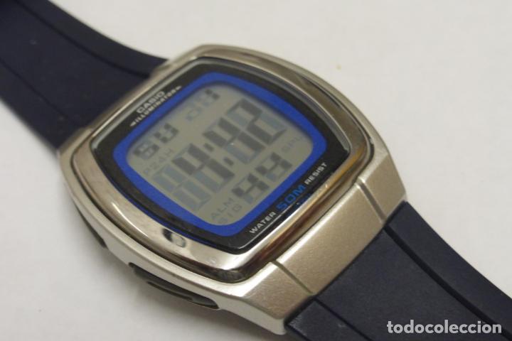 CASIO 2470 W-€10. FUNCIONANDO (Relojes - Relojes Actuales - Casio)