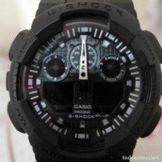 Relojes - Casio: RELOJ DE PULSERA CASIO G-SHOCK GA-100 - 5081. Lote 262150075